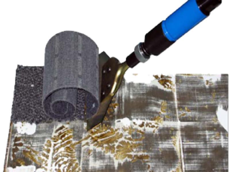 Renovation 200mm Floor//Wall Steel Scraper Blade Cleaning